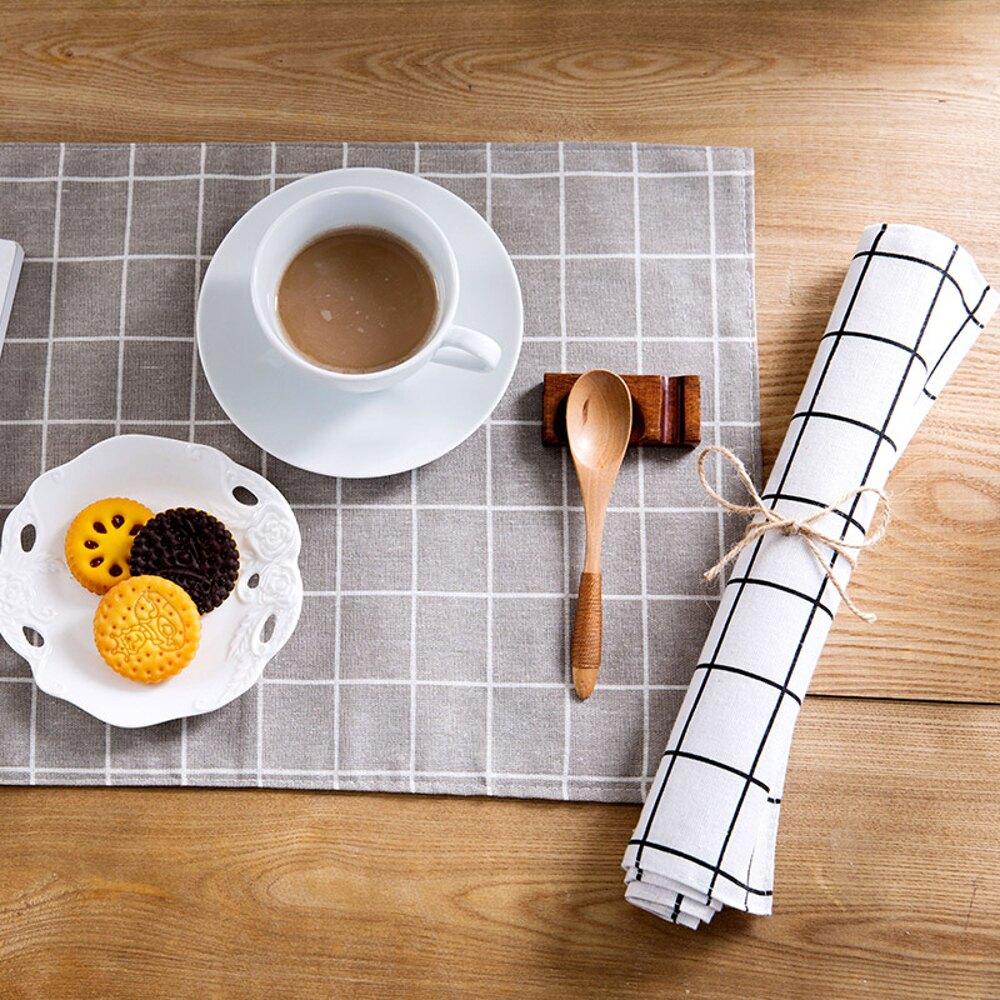 ✤宜家✤可愛時尚實用餐墊 盤墊 碗墊餐墊13 (一套3入)
