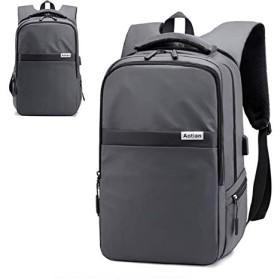リュックサックメンズ 15.6インチ PC ビジネス ラップトップバック 大容量 USB充電機能付き 人気 通勤 出張 旅行 通学 メンズ おしゃれ