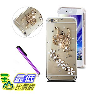 [美國直購] 手機殼 iPhone 6/6S Plus phone case(Diamond/Butterfly)