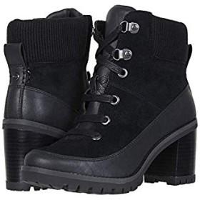 [アグ] レディースブーツ・靴 Redwood Black 23.5cm B - Medium [並行輸入品]