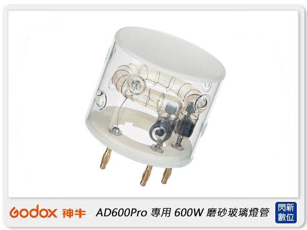 【滿3000現折300+點數10倍回饋】GODOX 神牛 AD600Pro專用 600W 磨砂玻璃燈管 (AD600ProFT,公司貨)