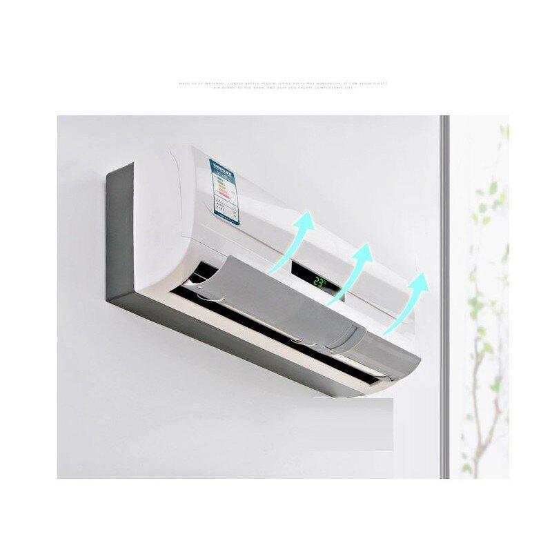 2018款空調防直吹擋風板 【SG289】可伸縮遮風板坐月子導風板室內通用擋板 冷氣機 居家必備xxxXXboykimo
