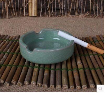 龍泉青瓷小煙灰缸A94