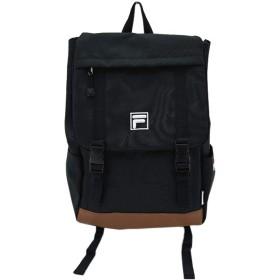 FILA フィラ GR-0149(00/BLACK) かぶせリュック BAG スポーツ カジュアル タウン ファッション おしゃれ 旅行 お出かけ 女性 ブランド ギフト プレゼント