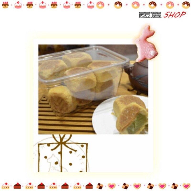 【嚴選SHOP】5入 650cc PET 餅乾盒 保鮮盒 透明盒 塑膠盒 外帶盒 包裝盒 【S012】