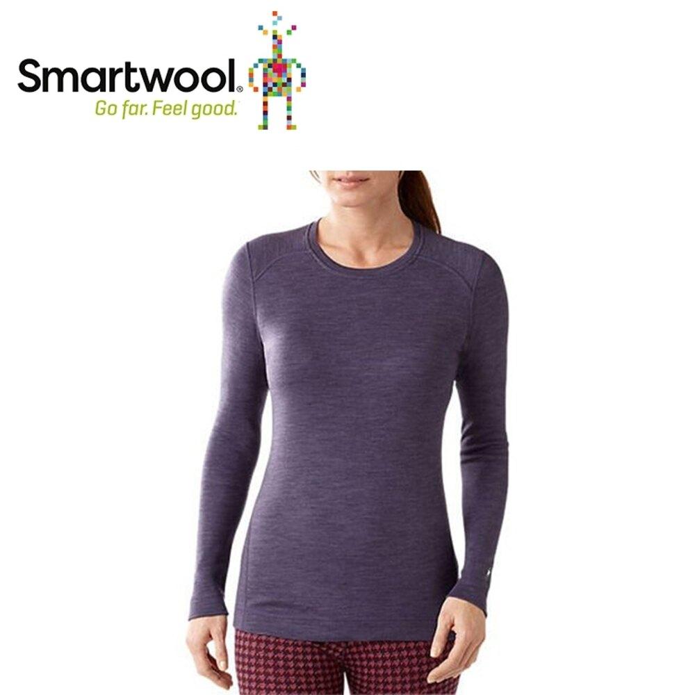 SmartWool 圓領長袖衫 紫 SW0SN224