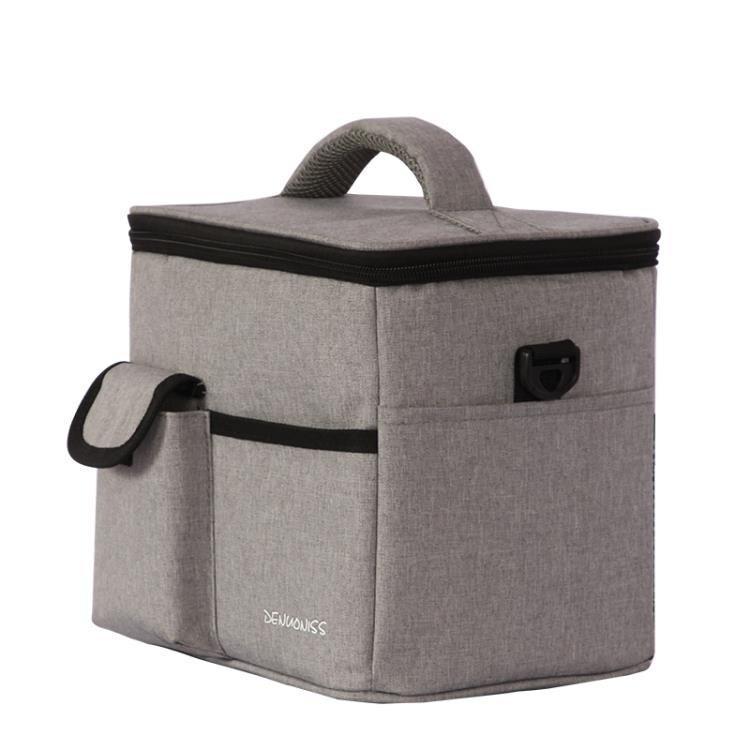 保鮮包 牛津布野餐冰包保溫袋便當包手提側背冷藏保鮮飯盒袋  聖誕節禮物