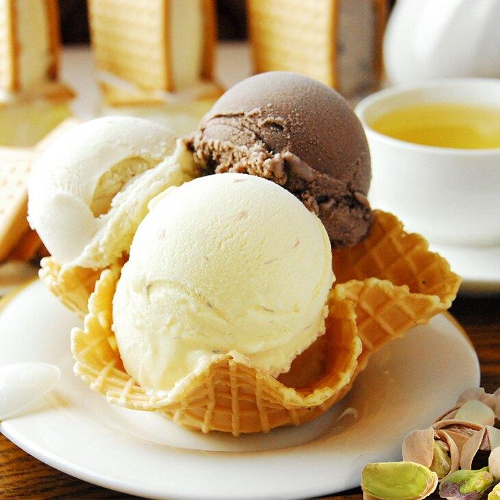 【Bella227】【手工冰淇淋】開開心心果(130ml)