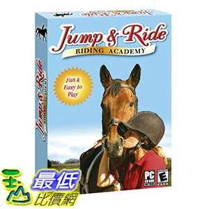 [106美國暢銷兒童軟體] Jump & Ride: Riding Academy