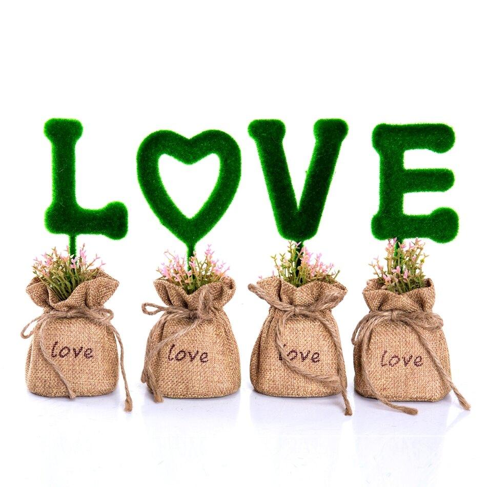 Love字母/居家裝飾/禮物/ 婚禮道具