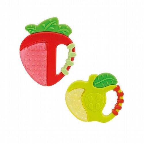 Chicco 水果冰凍固齒玩具(1入)(隨機出貨)★愛兒麗婦幼用品★