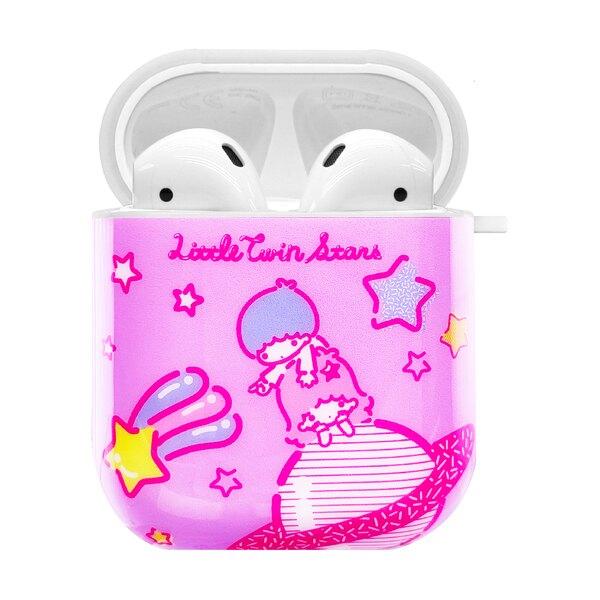 Sanrio 三麗鷗 AirPods防塵耐磨保護套 雙子星 小宇宙