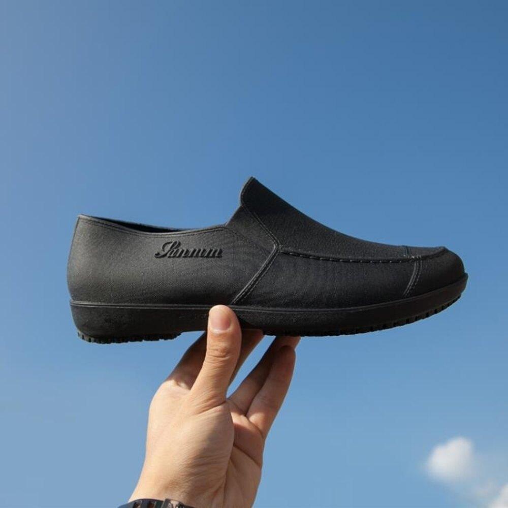 短筒雨鞋男防水鞋雨靴防滑膠鞋