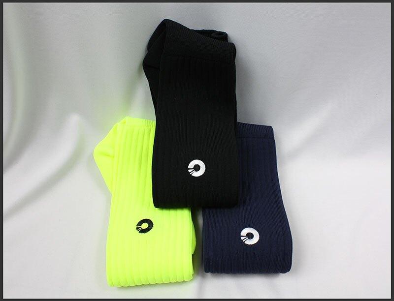 Comsport *彈性足球組合襪*-三色(黃丈青黑)