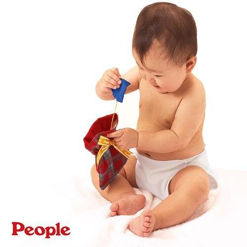 日本People 蝴蝶結包裝袋玩具-TB133★衛立兒生活館★