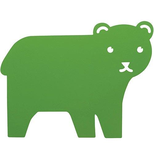 《NOW》動物隔熱墊(北美熊)