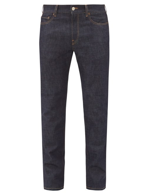 Jeanerica Jeans & Co. - Sm001 Slim-leg Jeans - Mens - Denim