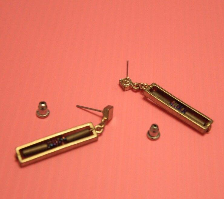 造型耳環,時尚個性, 垂墜耳環