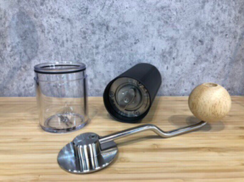 Junior 專業錐刀咖啡手搖磨豆機-30g  含運含發票『93 coffee wholesale』