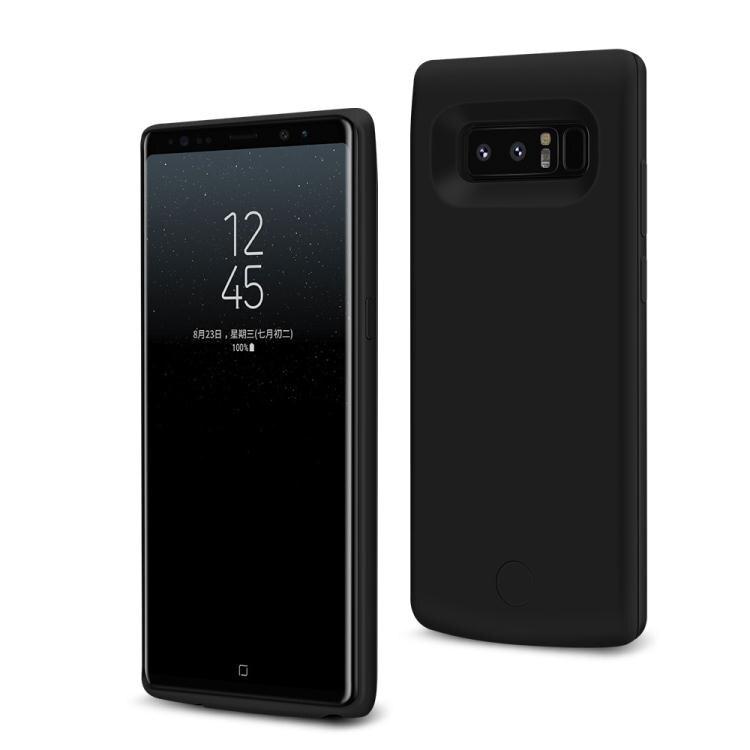 三星note8充電寶背夾s8 plus超薄無線電池N9500專用手機殼式s8沖  HM  居家物語