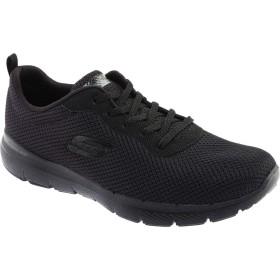 [スケッチャーズ] シューズ スニーカー Flex Appeal 3.0 First Insight Sneaker Black/Blac レディース [並行輸入品]