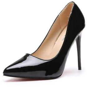[PIRN] ハロウィン ハイヒール 黒 パンプス 11cm 幅広 24cm ポインテッドトゥ カジュアル スーツ ピンヒール ベージュ スムーズ 美脚 大きいサイズ 結婚式 ブラック 23cm レディース 歩きやすい ベージュ 靴 22.5cm オシャレ コスプレ