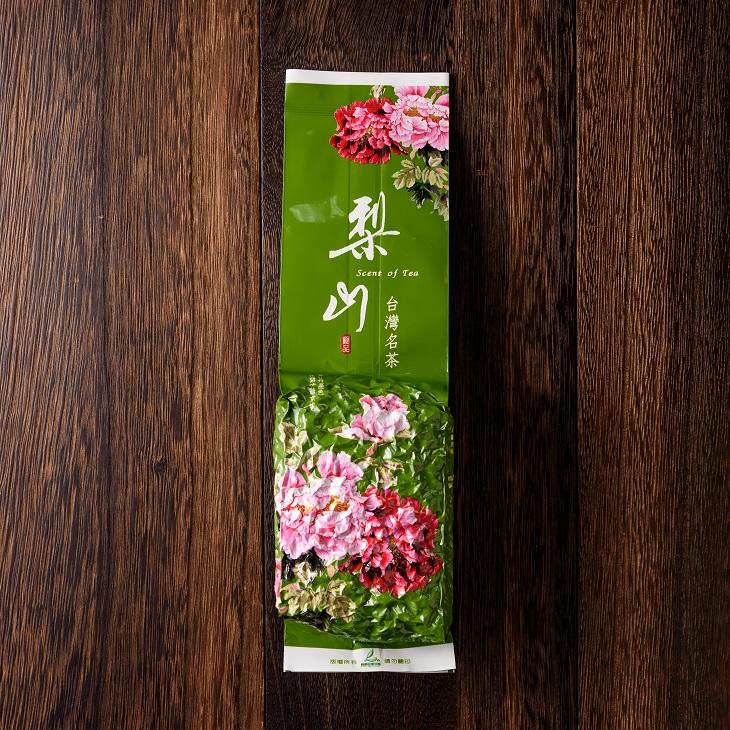 愛奉茶 梨山茶 翠峰茶 台灣高山烏龍 青心烏龍 清香型 150g*4