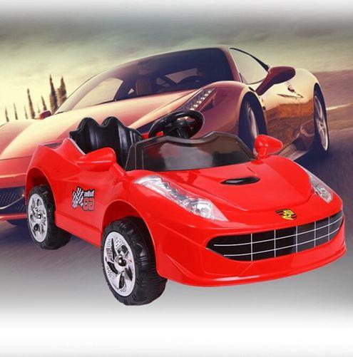 兒童童電動車四輪遙控汽車男女寶寶充電搖擺童車小孩玩具車可坐人