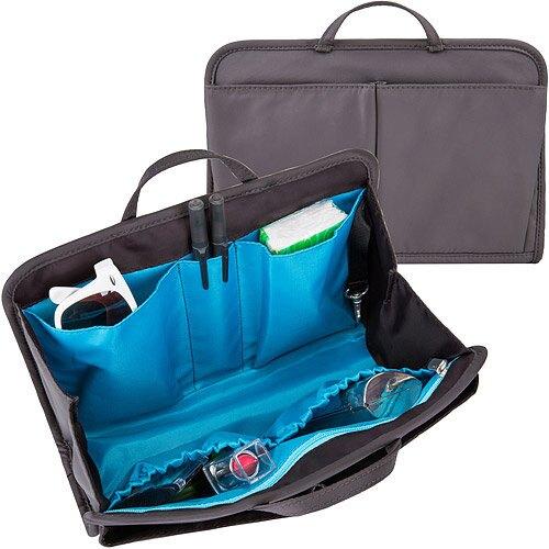 《TRAVELON》RFID包內安全收納包(藕L)