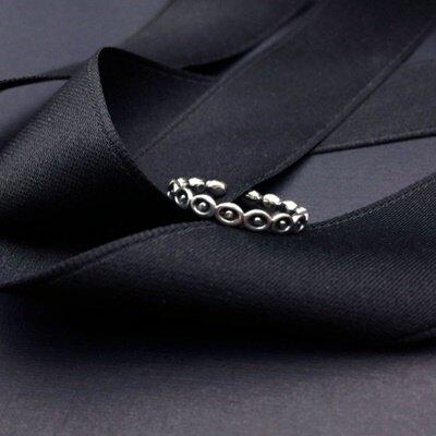 925純銀戒指銀飾-日韓經典氣質愛心生日情人節禮物女飾品73ic29【獨家進口】【米蘭精品】
