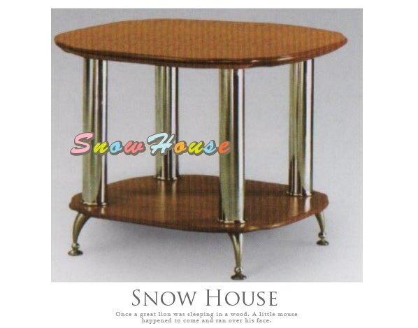 ╭☆雪之屋居家生活館☆╯A373-06 310B上下板小茶几/餐桌/茶桌/咖啡桌/置物桌**櫻桃色