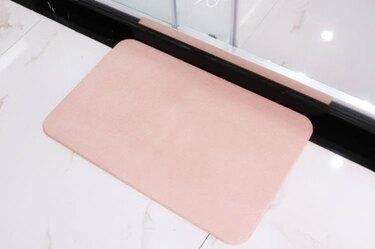門墊 天然硅藻泥腳墊浴室防滑墊硅藻土吸水速干衛浴衛生間門口地墊家用雙11購物節 領券下定更優惠