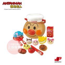 麵包超人-麵包超人玩具桶!扮家家酒玩具組(3歲-)