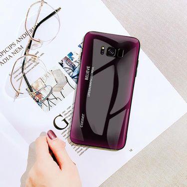 紅碩三星s8手機殼玻璃s8 手機套全包防摔s8plus個性創意潮男款網紅  聖誕節禮物