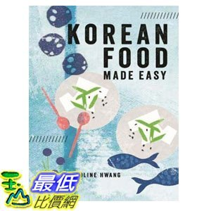 2018 amazon 亞馬遜暢銷書 Korean Food Made Easy
