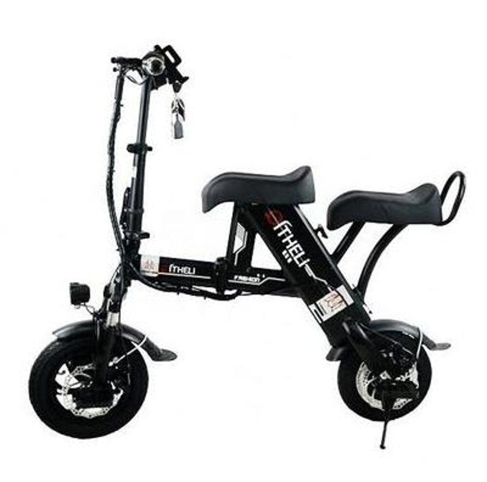 電動車滑板車成人可折疊式男女兩輪代步超輕便攜迷你小型電瓶電動車LX 清涼一夏特價