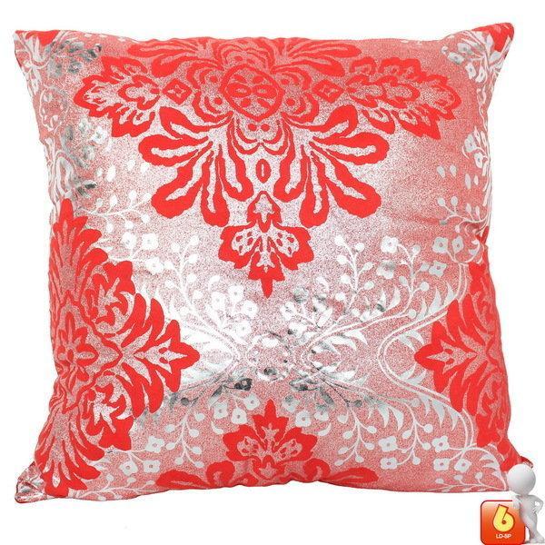 客廳 沙發墊 抱枕 靠枕 靠背墊腰枕 腰墊 革麂皮絨6060cm