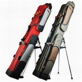 【1.25米漁具包-雙層雙肩帶支架-125*13*20cm-1套/組】630D/1680D 雙層/三層 單肩/雙肩 不銹鋼 鐵支架竿包魚竿包-76035