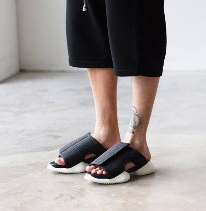 BIRDYEDGE 訂製鞋款 厚底 鞋款 拖鞋 涼鞋 羅馬平底鞋 GD SLP 聖羅風格