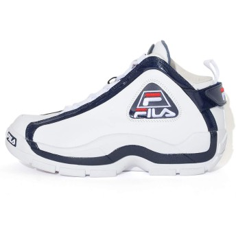 [フィラ] スニーカー シューズ GRANT HILL 2 96 GL (F0313) US9(27cm) 0125/WHITE-NAVY