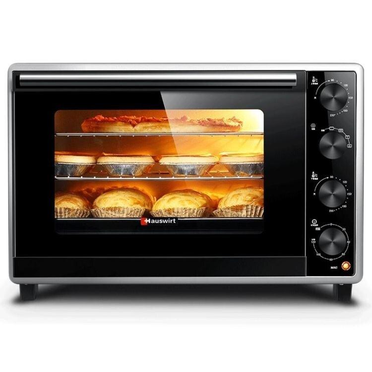 微波爐 A30電烤箱家用烘焙蛋糕多功能全自動迷你33L大容量   220  聖誕節禮物