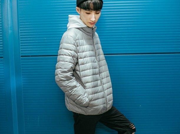韓國 輕 羽絨 衣  外套 保暖