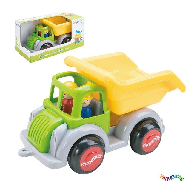 【華森葳兒童教玩具】戶外遊戲器材-大型翻斗車A8-781250