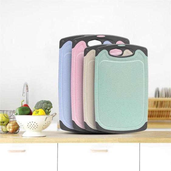 砧板防霉小日本菜板不掉渣防霉砧板水果塑料案板廚房家用板