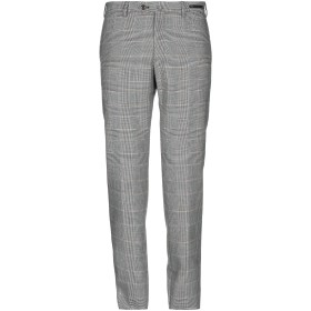 《セール開催中》PT01 メンズ パンツ グレー 52 バージンウール 100%