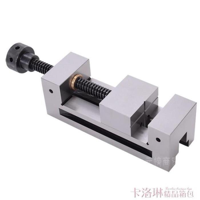 QGG精密手動平口鉗 磨床機用直角虎鉗2寸4寸6寸8寸批士
