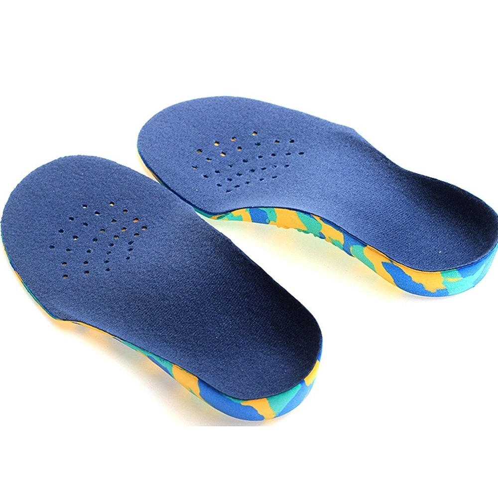 兒童鞋墊 兒童寶寶扁平足內外八字矯正鞋墊足內外翻矯正X/O足弓墊機能鞋墊 寶貝計畫