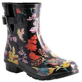 [ノマド] レディース ブーツ&レインブーツ Droplet Rain Boot [並行輸入品]
