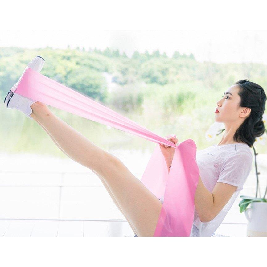 阻力帶【SK125】5色可選 輕巧可攜50cm環狀阻力帶 訓練帶瑜伽阻力拉力帶健身居家必備KIM