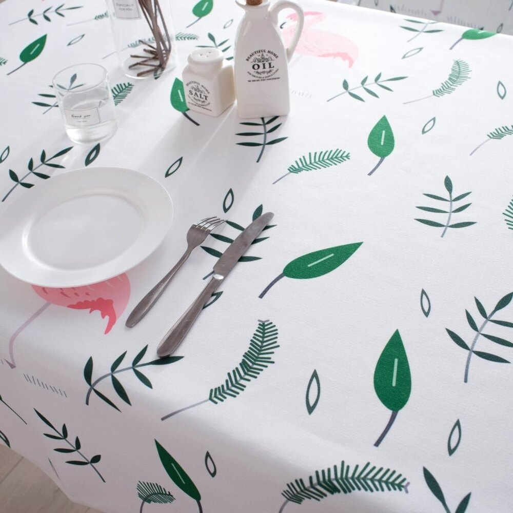 時尚可愛空間餐桌布 茶几布 隔熱墊 鍋墊 杯墊 餐桌巾234  (70*130cm)